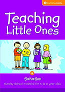Teaching Little Ones - Salvation
