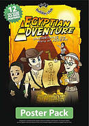 Egyptian Adventure (Poster Pack)