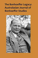 The Bonhoeffer Legacy