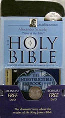 Scourby Complete Kjv Audio Bible Indestr