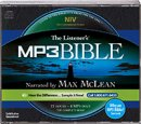 NIV Listener's Audio Bible: MP3 CD