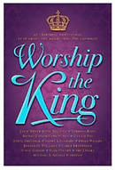 Worship The King Paperback Book