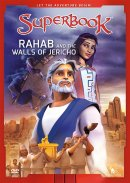 Superbook: Rahab and the Walls of Jericho