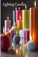 Lighting Candles: A 31 Day Devotional