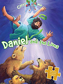 Carry Me Puzzle Book: Daniel And The Lions