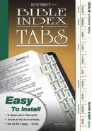 BIBLE TABS GOLD SLIM LINE