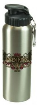 Stainless Steel Water Bottle - Risen King
