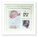 Christening Box Photo Frame