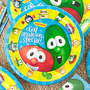 VeggieTales - Party Dessert Plates