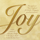 Great Joy Christmas Cards - Pack of 10