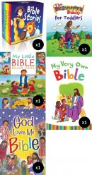 Young Children's Bible Value Pack