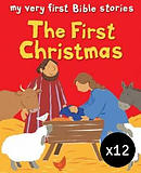 The First Christmas Value Pack - Pack of 12