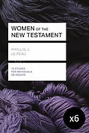 Lifebuilder Women of the New Testament Pack of 6