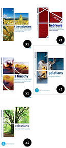 Good Book Guide New Testament Value Pack