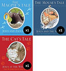 Animal Tales Value Pack