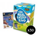 Real Easter Egg (30 Pack) Primary School Single Class Pack