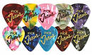 Jesus Guitar Pick Pack of 5