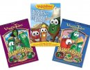 Veggie Tales Heroes of the Bible Value Pack