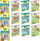 Mini Bible Sticker Book Non-Seasonal Value Pack