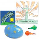 Gospel Easter Egg with Colouring Pens Pack of 12