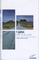 1 John : How To Be Sure Pack of 6