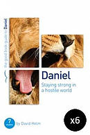 Daniel: Staying Strong in a Hostile World Pack of 6