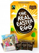 Pack of 2 Dark Real Eggs