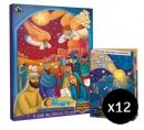 The Real Advent Calendar 2016 Pack of 12