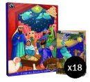 The Real Advent Calendar 2018 Pack of 18