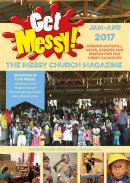 Get Messy! January - April 2017 - Pack of 5