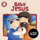 Baby Jesus - Pack of 10