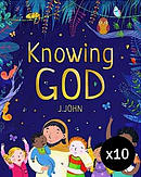 Knowing God Pack of 10
