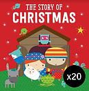 The Story of Christmas pack of 20
