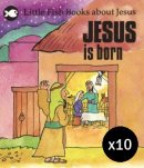 Jesus Is Born pack of 10