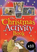 The Christmas Activity Book - bundle of 10