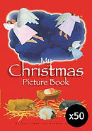 My Christmas Picture Book - bundle of 50