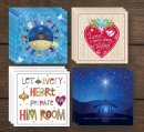Eden Christmas Cards bundle