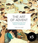 The Art of Advent - Pack of 5
