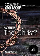 Who is the Christ? - CWR Lent Book for 2019 - Pack of 5