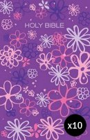 ICB Gift and Award Bible for Girls - Pack of 10