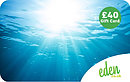 £40 Water Gift Card