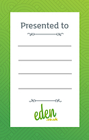 Presentation Labels - Pack of 50