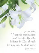 God Bless You At Easter Minicards Pack of 4