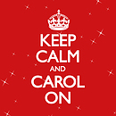 Keep Calm and Carol On CD