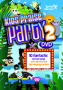 Kids Praise Party 2 DVD