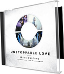 Unstoppable Love - Jesus Culture 2014 CD/DVD