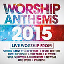 Worship Anthems 2015 2CD