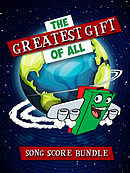 The Greatest Gift Of All (Song Score Bundle)