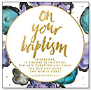 On Your Baptism Card