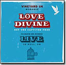 Love Divine Set The Captives Free CD